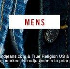 Iconic Stitch - Shop Mens