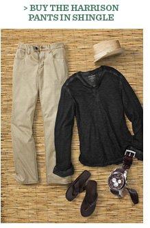 Buy The Harrison Pants In Shingle