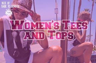 Women's Tees & Tops