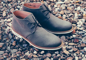 Shop Fall Footwear ft. Wingtips & Chukkas