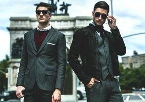 Shop How to Rock Your 3-Piece Suit