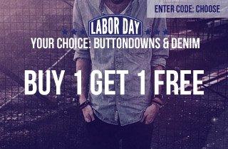 Buttondowns & Denim
