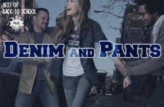 Denim & Pants
