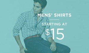 Men's Shirts Starting At $15 | Shop Now
