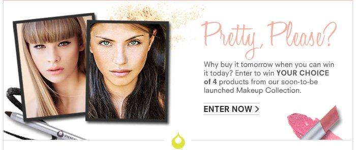 Pretty, Please? enter now!