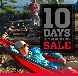 10 DAYS OF LABOR DAY SALE