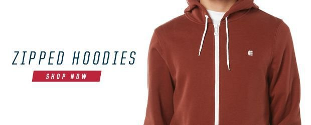 Shop etnies zipped hoodies