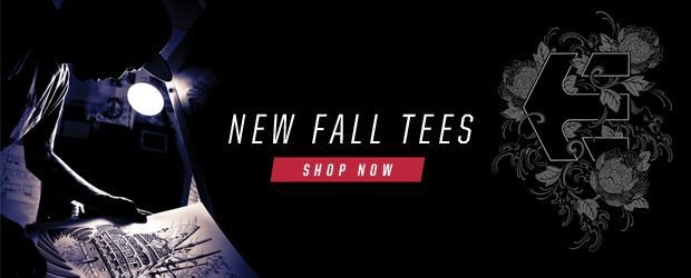 New etnies Fall Tees
