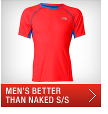 MEN'S BETTER THAN NAKED S/S