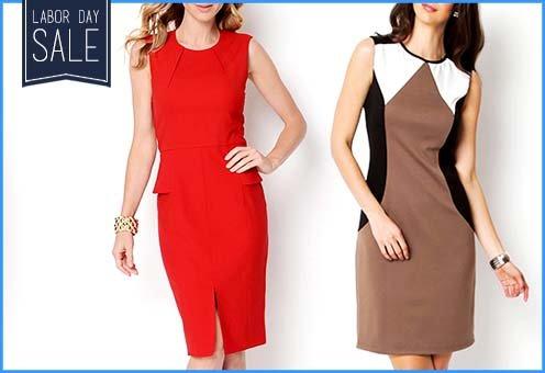Designer Dresses Blowout