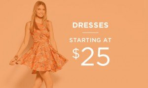 Dresses Starting At $25 | Shop Now