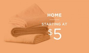 Home Starting At $5 | Shop Now