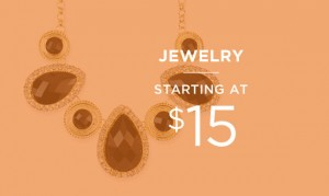 Jewelry Starting At $15 | Shop Now