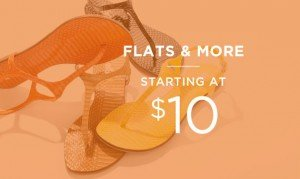 Flats & More Starting At $10 | Shop Now