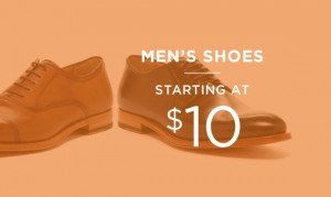 Men's Shoes Starting At $10 | Shop Now