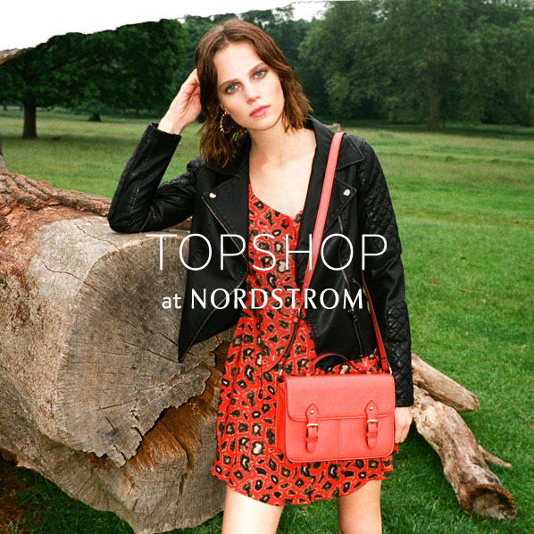 TOPSHOP at NORDSTROM