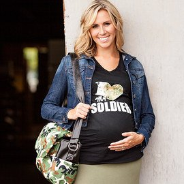 Military Moms: Maternity Apparel