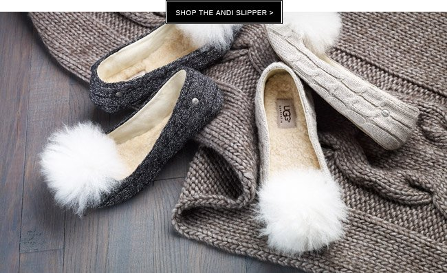 Shop the Andi slipper >
