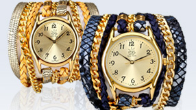 Wrap Watches and Jewelry by Sara Designs