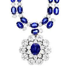 September Birthsone: Sapphire