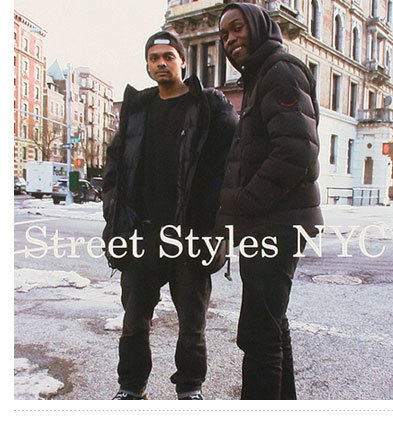 212 Mag Issue 23 Street Styles NYC