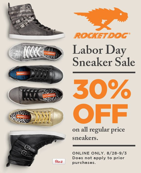 RD labor day sale