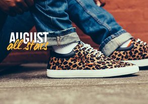 Shop August All-Stars: Footwear from $40