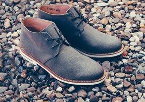 Shop Fall Footwear ft. Wingtips & Chukkas