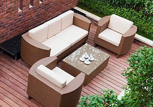 From $469: Outdoor Furniture Sets