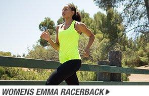 Shop Womens Emma Racerback - Promo B
