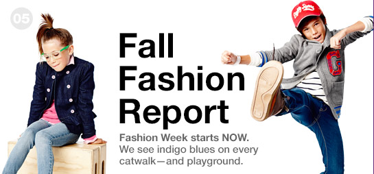 Fall Fashion Report