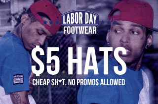 Hats As Low As $5