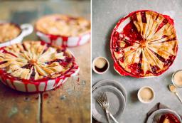 3 Ways to Top a Pie