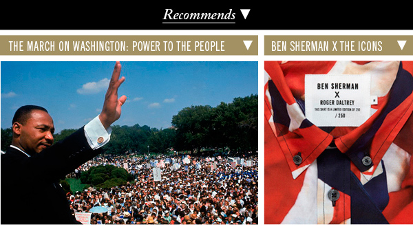 The march on washington: Power to the people | Ben Sherman X The Icons