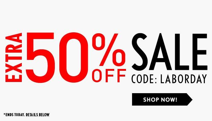 Labor Day Sale! - Shop Now