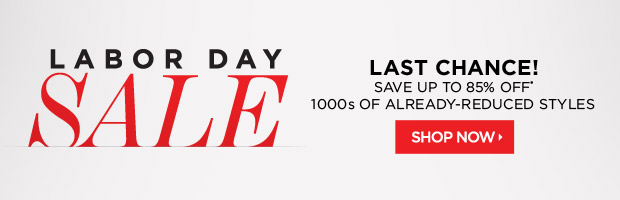 Last Day Labor Day Sale