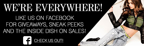 Like us on Facebook for latest fashion updates!