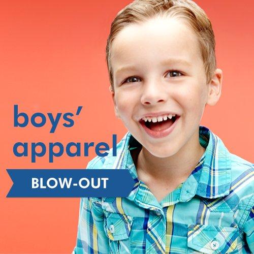 Boys' Apparel