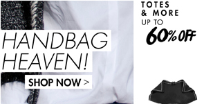 HANDBAG HEAVEN - UP TO 60% OFF