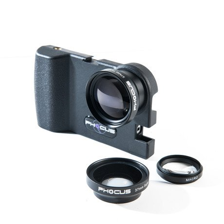 3 Lens Bundle for iPhone 4/4S/5