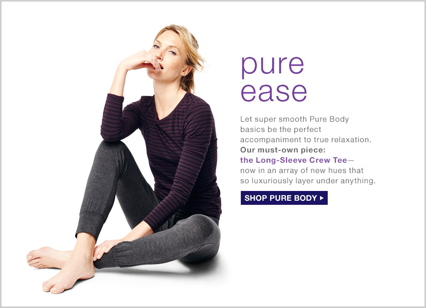 pure ease | SHOP PURE BODY