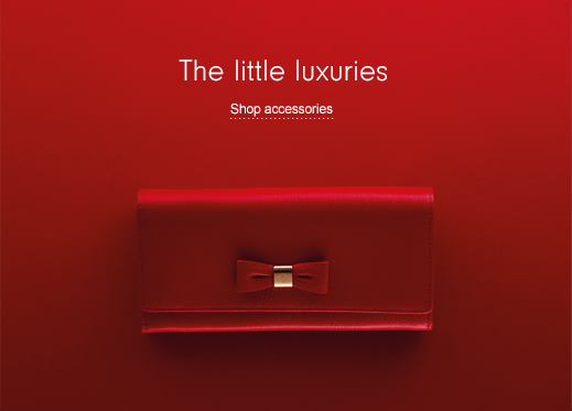 The Little Luxuries