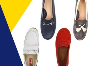 Classic Style: Mocs, Loafers & Boat Shoes