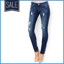 Women's Apparel Blowout: Jeans