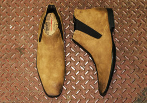 Shop Dapper Dress Shoes ft. Rich Leather