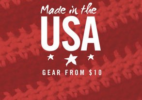 Shop Made in USA: Gear from $10