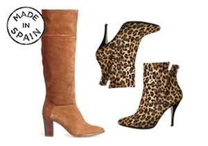 Made in Spain: Fall Boots & Shoes