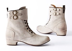 Fall Shoes from Kickers