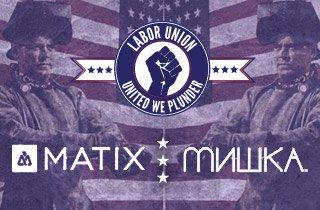 Matix + Mishka