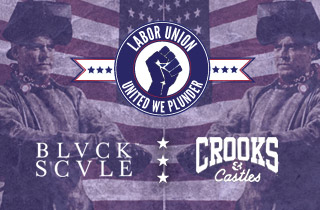 BLVCK SCVLE + Crooks and Castles